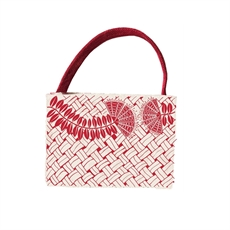 Pohutukawa Kete Red-new-in-The Vault