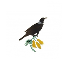 New Zealand Tui Small-art-The Vault