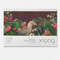 Flox 1000 Piece Papura Puzzle 34x96cm-new-in-The Vault