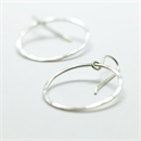 Bangle Pirori Earrings Small Silver