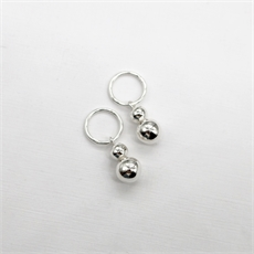 Opulene Earrings Silver-artists-and-brands-The Vault