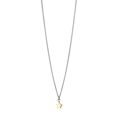 Starlet Pendant 9ct Gold Star-jewellery-The Vault