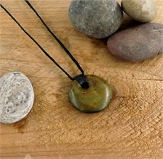 Circle of Life Pounamu Small-jewellery-The Vault
