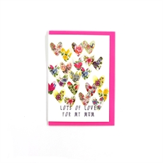 Lots of Love for My Mum Card-cards-The Vault