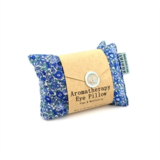 Aromatherapy Eye Pillow Blue Botanic-artists-and-brands-The Vault