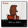 Grin And Bear it Box Frame-home-and-wedding--The Vault