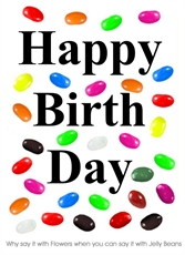 Happy Birthday Jellybeans Card-cards-The Vault