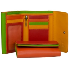 Double Flap Purse Wallet Jamaica-for-her-The Vault