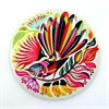 Pocket Mirror Colourful Fantail-for-her-The Vault