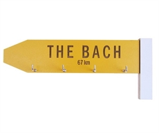 Key Holder The Bach-ian-blackwell-The Vault