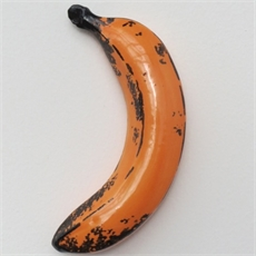 Fruitfire Ceramic Banana Orange-home-The Vault