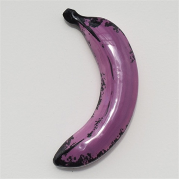Fruitfire Ceramic Banana Purple