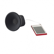 WOW Speaker Mini Black-miscellaneous-The Vault