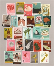 ABC Frieze Cards-under-$50-The Vault