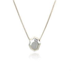 Element Pendant Silver-jessica-aggrey-The Vault