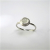Little Gem Ring Moonstone K-O-jewellery-The Vault