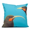 Cushion Cover Huia Cyan R Price-home-The Vault