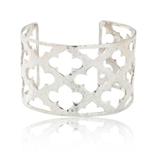 Toledo Cuff - Stg Silver-kerry-rocks-The Vault