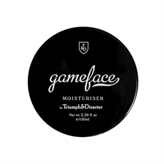 Gameface Moisturiser Jar-triumph-and-disaster-The Vault