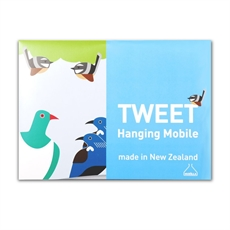 Hanging Mobile Tweet-artists-The Vault