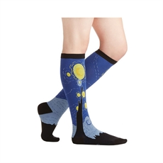Female Knee – Starry Night-for-her-The Vault