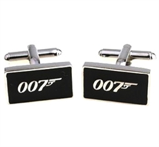 Bond 007 Cufflinks-for-him-The Vault