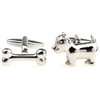Dog And Bone Cufflinks-for-him-The Vault