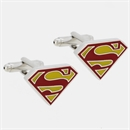Yellow Superman Cufflinks