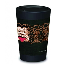 Cuppacoffeecup Tiki to Mickey Black-other-The Vault