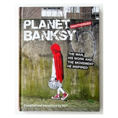 Planet Banksy Book-miscellaneous-The Vault