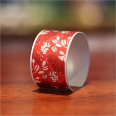 Alum Cuff Pohut Rose Paprika-jill-main-The Vault