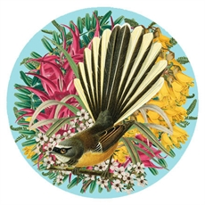 Art Spot Botanical Fantail-wall-art-and-prints-The Vault