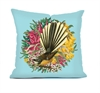Cushion Cover Botanical Fantail-home-The Vault