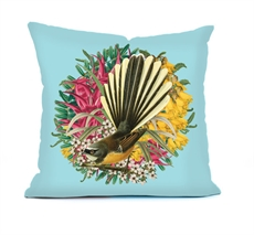 Cushion Cover Botanical Fantail--home-The Vault