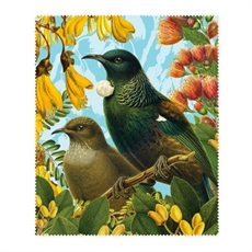 Lens Cloth Botanical Tui-miscellaneous-The Vault
