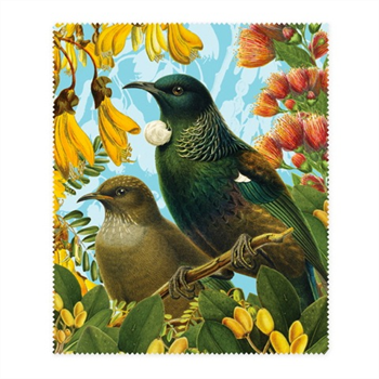 Lens Cloth Botanical Tui