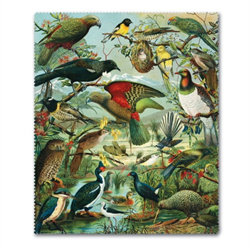 Lens Cloth Native Birds