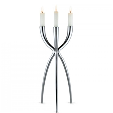 Philippi Copic 3 Arm Candle Holder--home-The Vault
