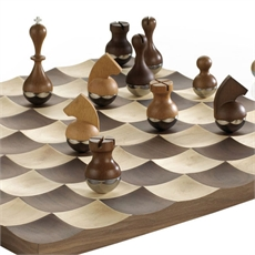 Wobble Chess Set-for-him-The Vault