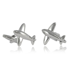 Jet Planes Cufflinks-for-him-The Vault