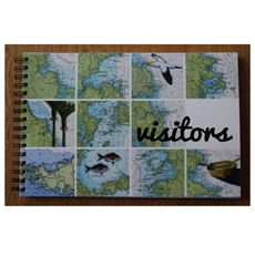 Visitors Book-miscellaneous-The Vault