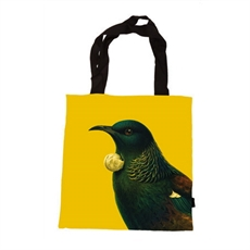 Bright Tui Tote Bag-artists-The Vault