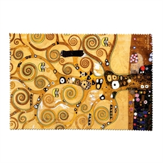 Lens Cloth Klimt The Tree of Life-for-her-The Vault