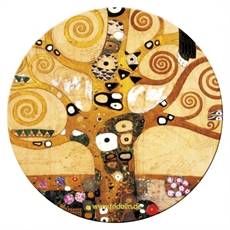 Pocket Mirror Klimt The Tree of Life-for-her-The Vault