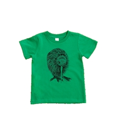 Kid's T Kiwi Green 2 Year Old -tumbleweed-The Vault