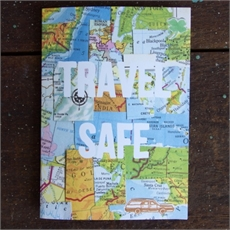 Travel Safe Card-cards-The Vault