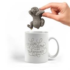 Slow Brew - Sloth Tea Infuser-fred-The Vault