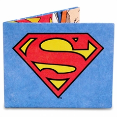 Mighty Wallet Superman-wallets-and-bags-The Vault