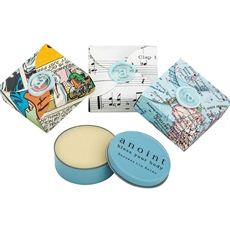 Lip Balme Metal Tin & Petal Wrap-anoint-The Vault