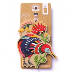Luggage Tag Kiwi-clothing-and-accessories-The Vault